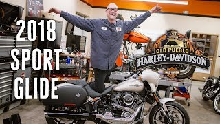 The 2018 Sport Glide with Jay Rocky
