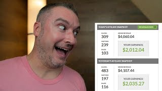 How To Make $2000 Per Day With affiliate Marketing