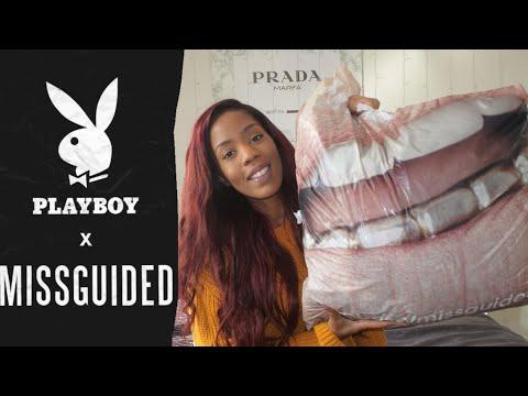 Playboy X Missguided Haul
