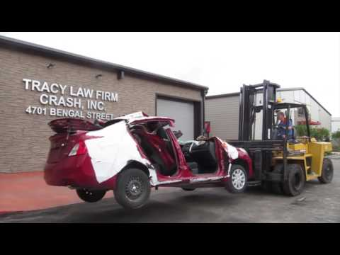 Dallas Car Accident Lawyer Todd Tracy: An Exclusive Look Inside His Crash Lab