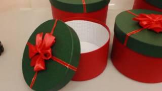 видео Подарочные коробки в наборах оптом и в розницу
