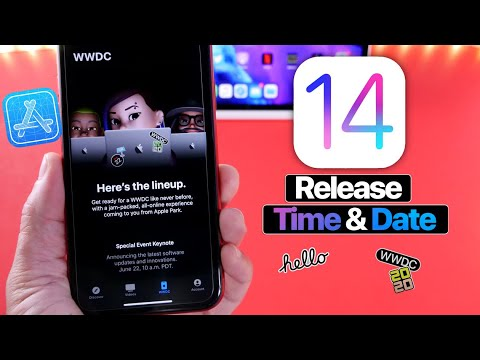 iOS 14 beta 1 Release Time & Date Worldwide – WWDC 2020