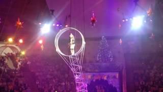 17 декабря 2016 г цирк Юрия Никулина в Кирове
