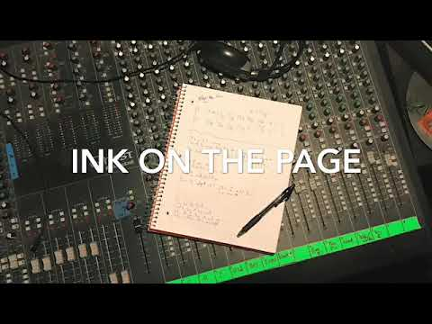 Ink on the Page
