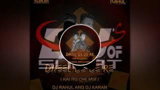 Dheel De De Re -(Kai Po Che Mix) Dj Rahul And Dj Karan // DJ'S OF SURAT