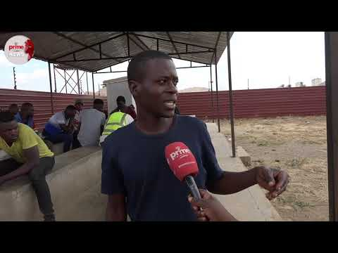 AFCON WORKERS ON BRIBES