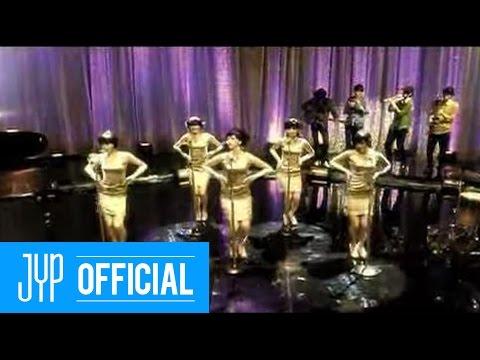 "Wonder Girls ""NOBODY (Kor. Ver)"" M/V"