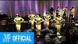 "Wonder Girls ""NOBODY (Kor. Ver)"" M/V"