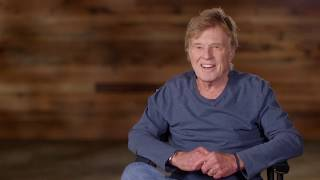 THE MUSTANG ROBERT REDFORD Producer
