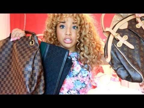 DESIGNER PURSE AND LAPTOP GIVEAWAY!