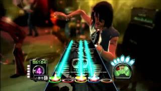 [720P HD] Guitar Hero Aerosmith - Toys In The Attic - Expert Guitar - 100% FC