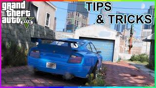 GTA 5 | AMAZING TRICKS! (PS3, PS4, XboxOne, Xbox 360 & PC)