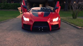Telè Vlog 003: The Joker's Car in Real Life #vaydor