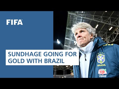 Sundhage going for gold with Brazil