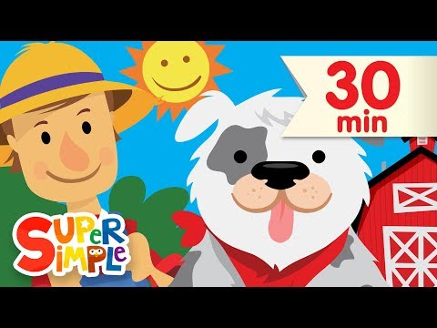 BINGO + More Top Kids Songs and Nursery Rhymes | 30 minutes