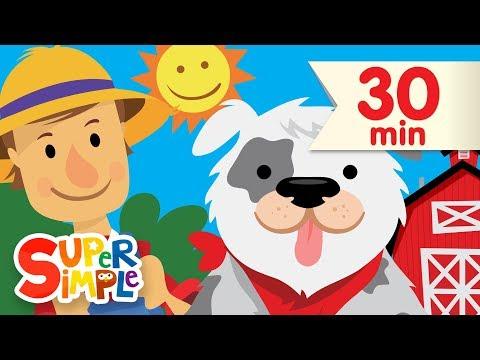 bingo-+-more-top-kids-songs-and-nursery-rhymes-|-30-minutes