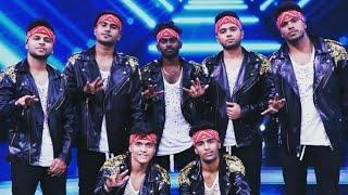 13.13 crew dance with sanam
