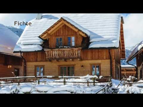 Luxury Self Catering Accommodation in Austria - Chalet Fichte