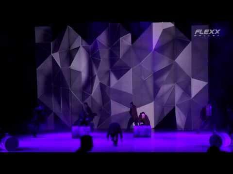 Шоу балета Flexx «Elements» в Мюзик-Холле