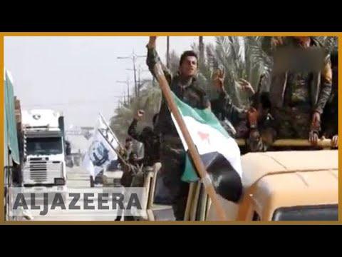 🇹🇷 🇸🇾 Turkey-backed FSA advances in Afrin offensive | Al Jazeera English
