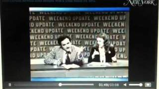 Jane Curtin responds to Chevy Chase comments on early SNL with John Belushi