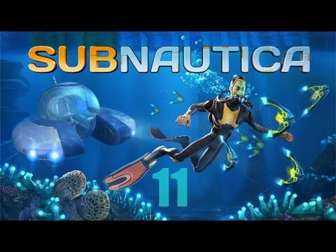 [FR] Subnautica Gameplay – ép 11 – Seamoth et canon à propulsion