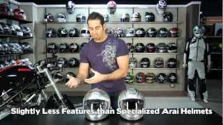 Arai Vector 2 Helmet Review at RevZilla.com