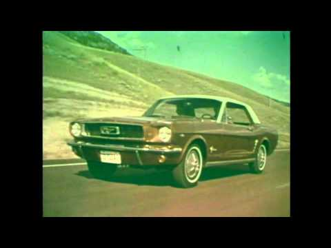 First Generation Ford Mustang 1966 Mustang | AutoMotoTV