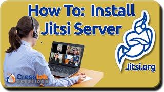 How To:  Install Jitsi Server