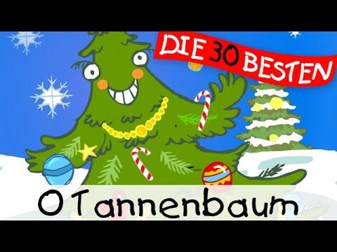 O Tannenbaum - Weihnachtslieder zum Mitsingen || Kinderlieder