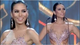 Miss Grand International 2017: Miss Philippines PRELIMINARY Evening Gown Performance (FULL)