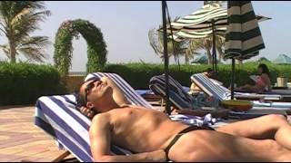 видео ОАЭ Аджман Осмотр отелей Пляжи Выбираем отдых - TL 48