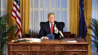 The President Show's Anthony Atamanuik Hopes the Real Donald Trump Watches