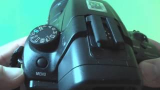 Review Sony A37 DSLR em Português Brasil