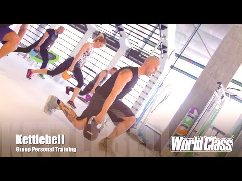 World Class Group Personal Training: KETTLEBELL
