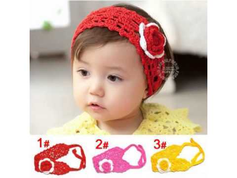 Baby Knit Headband Pattern Youtube