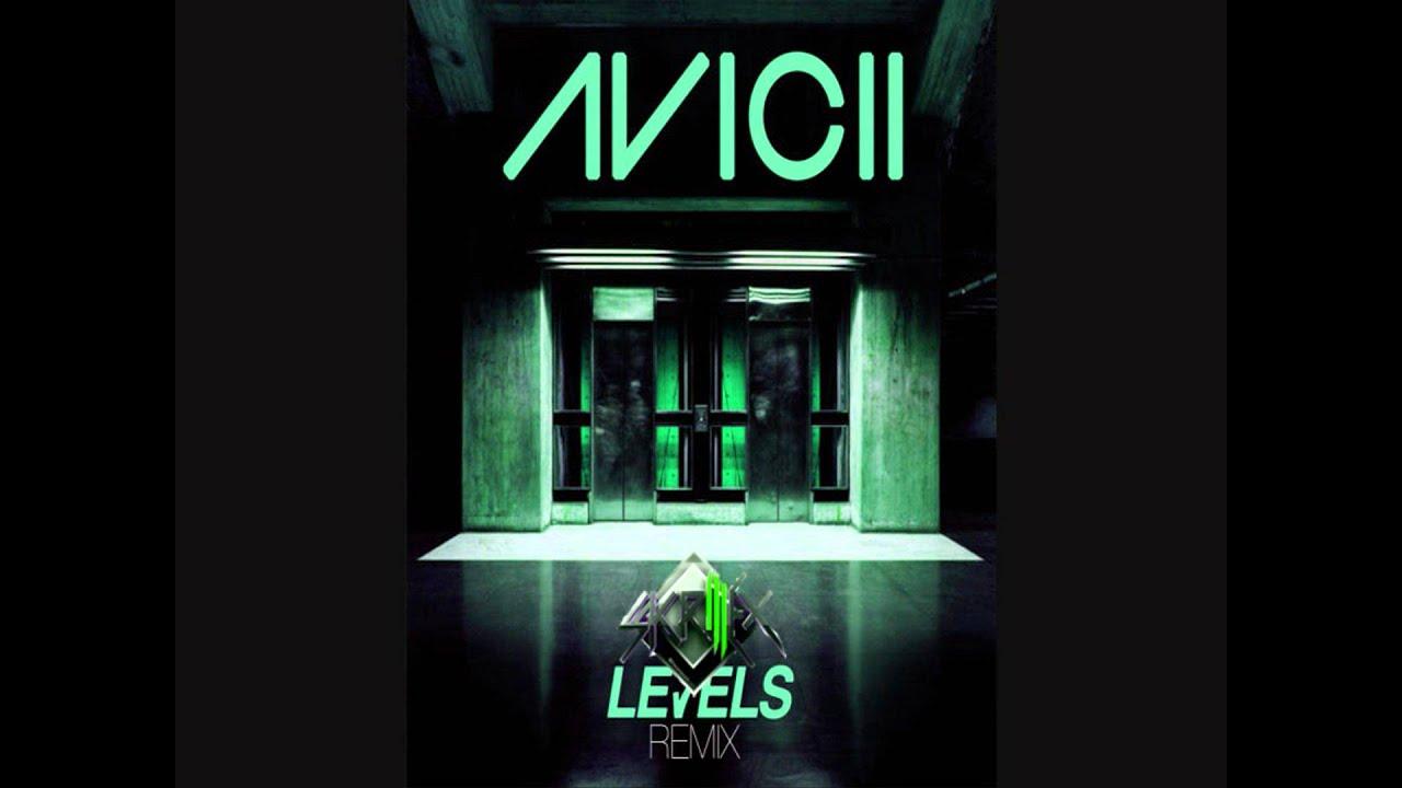 Avicii - Levels (Skrillex Remix) (1080p HD-Quality ...