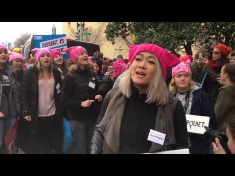 MILCK - Quiet (Feat. The #ICANTKEEPQUIET Choir) #WomensMarch Mp3