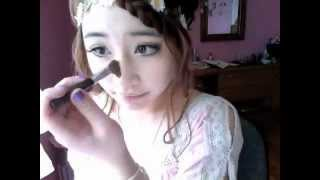 Natural Gyaru Makeup Tutorial