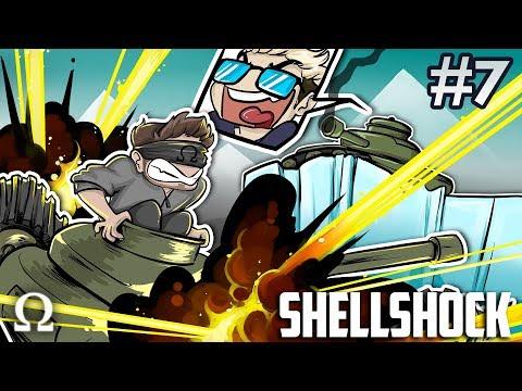 SURPRISE SHANK STRATS! | Shellshock Live Multiplayer #7 Ft. Kryoz, Jiggly, Mini, Brian