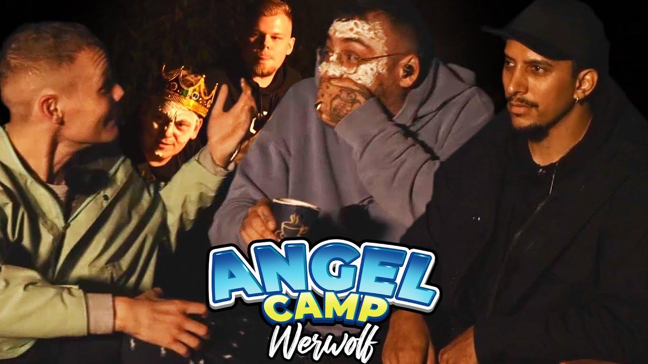 Angelcamp mit Knossi & Sido - Werwolf mit Andreas Bourani & Tanzverbot!