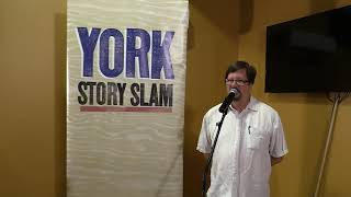 John Teske - York Story Slam, June 2019