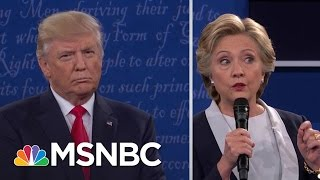 Hillary Clinton Calls Donald Trump To Concede Election | MSNBC