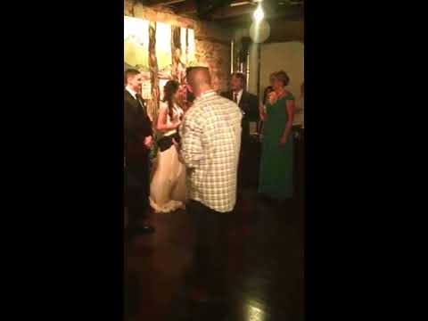 Step Fathers Speech To Daughter At Wedding