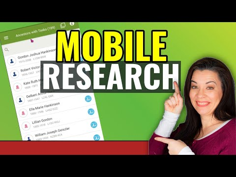 FamilySearch App: How To Do Genealogy Research With A Smart Phone Or Tablet
