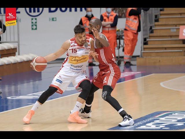 [Highlights] Allianz Pallacanestro Trieste - Carpegna Prosciutto Basket Pesaro: 101-88