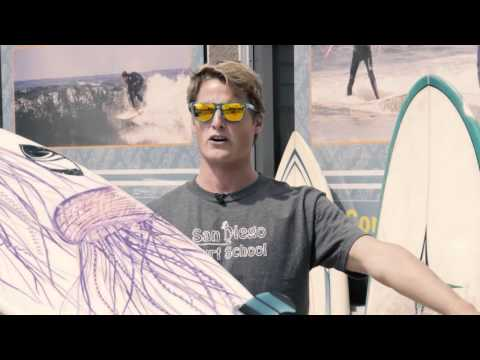 Different Types of Surfboards | San Diego Surf School