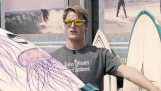 Learning to Surf: Different Types of Surfboards