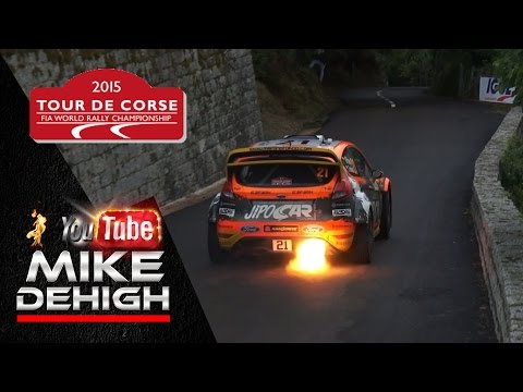 WRC Rally Tour De Corse France 2015 FULL HIGHLIGHTS HD