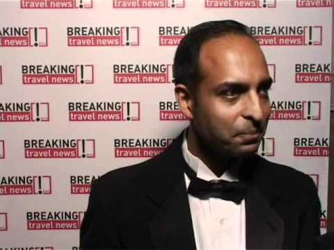 Amit Arora, Vice President, Sales & Marketing, Emaar Hospitality Group @ WTA Grand Final 2010